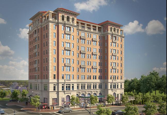 Marriott hotel set for October groundbreaking in Spartanburg, S.C. (DRSM)